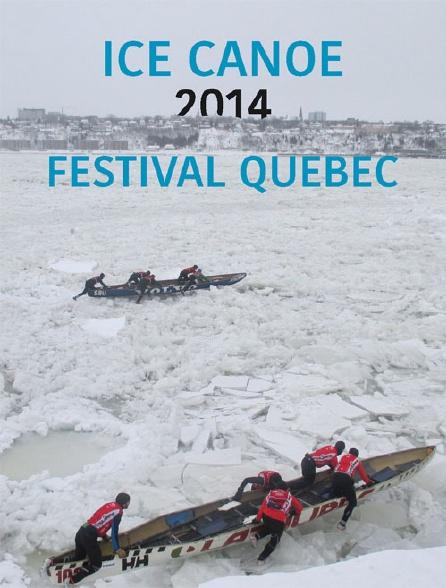 Ice Canoe Carnival Quebec