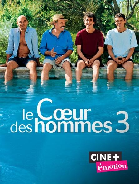 Ciné+ Emotion - Le coeur des hommes 3
