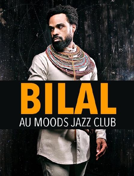 Bilal au MOODS Jazz Club