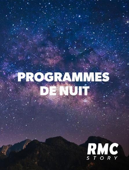 RMC Story - Programmes de nuit