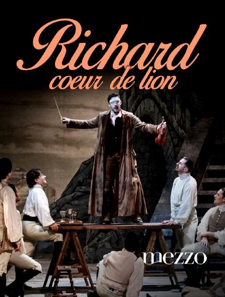 Mezzo - Richard Coeur de Lion