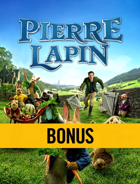 Pierre Lapin : Bonus