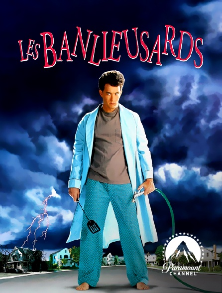 Paramount Channel - Les banlieusards