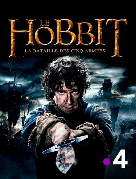 France 4 - Le Hobbit : la bataille des cinq armées