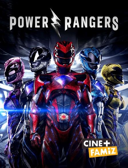 Ciné+ Famiz - Power Rangers