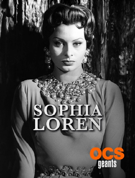 OCS Géants - Sophia Loren