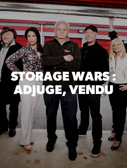 Storage Wars : adjugé, vendu