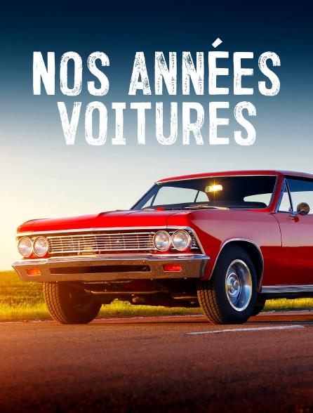 Nos années voitures