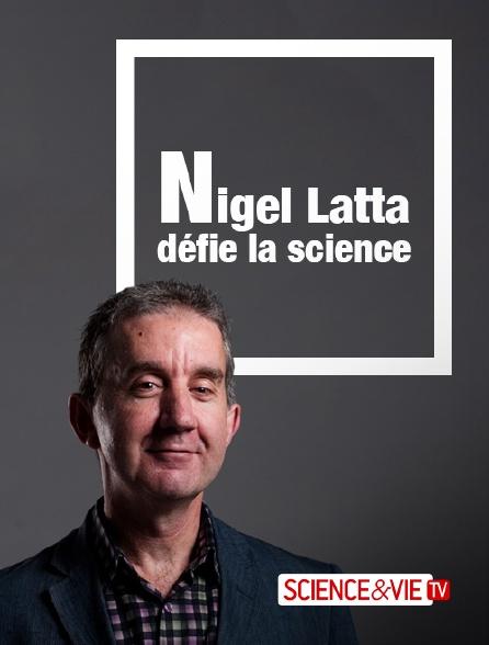 Science et Vie TV - Nigel Latta défie la science