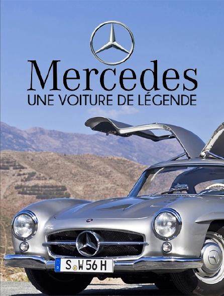 Mercedes : une voiture de légende