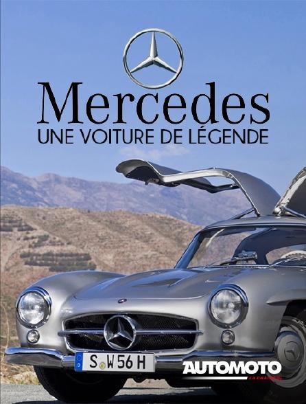 Automoto - Mercedes : une voiture de légende