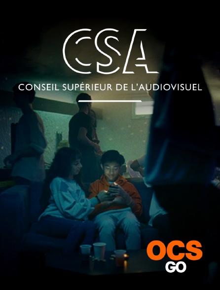 OCS Go - Campagne CSA 2018 - Signalétique 2