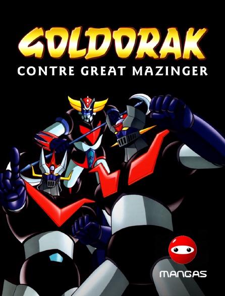 Mangas - Goldorak contre Great Mazinger