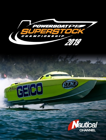 Nautical Channel - P1 USA 2019 Superstock