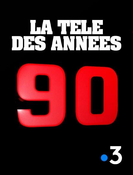 France 3 - La télé des années 90