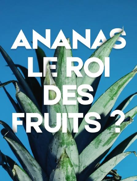 Ananas : le roi des fruits ?