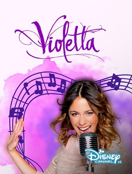 Disney Channel +1 - Violetta