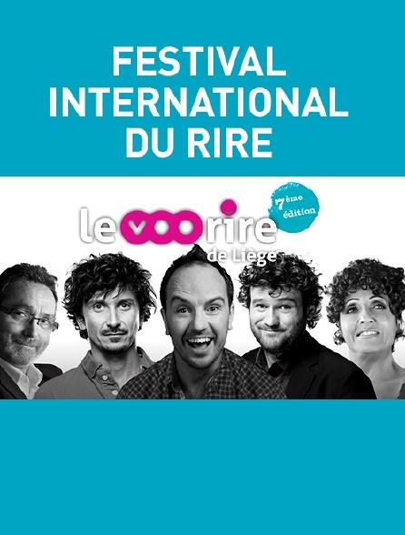 Festival international du rire de Liège 2017