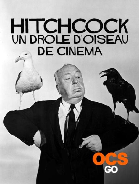 OCS Go - Hitchcock, un drôle d'oiseau de cinéma