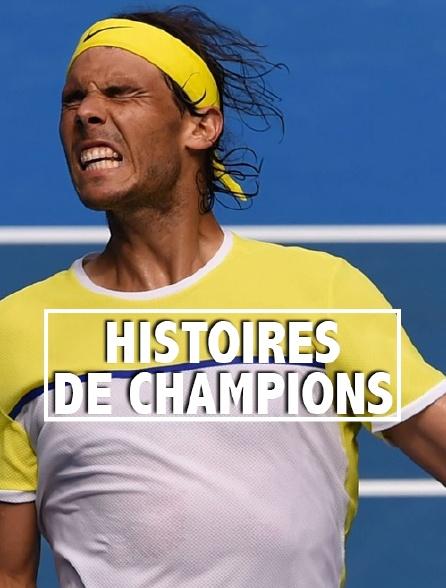 Histoires de champions