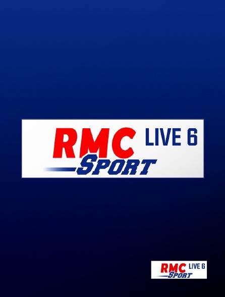 RMC Sport Live 6 - RMC Sport Live 6