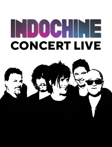 Indochine : Concert live