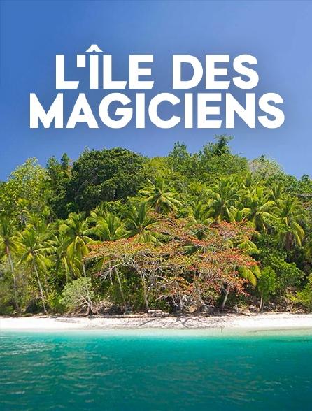 L'île des magiciens