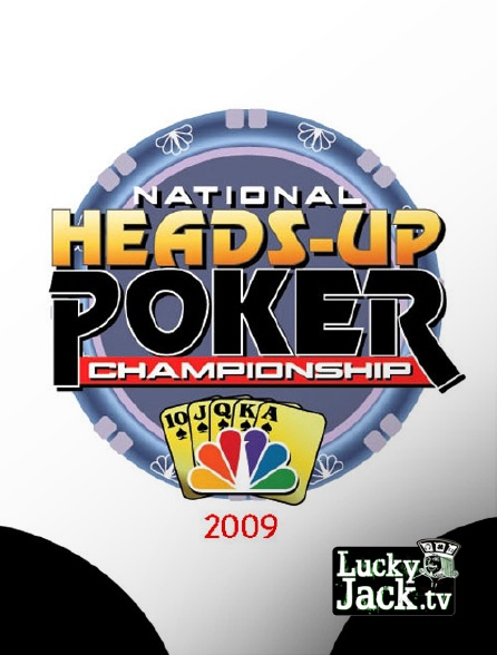 Lucky Jack - National Head's Up Poker Championship 2009