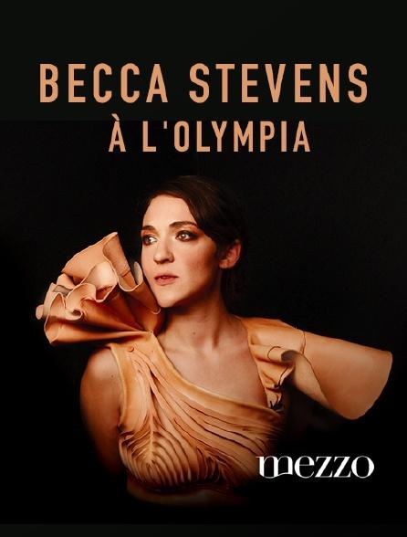 Mezzo - Becca Stevens à l'Olympia