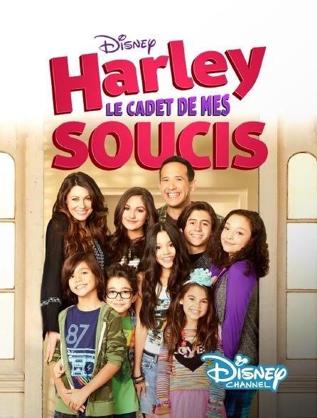Disney Channel - Harley, le cadet de mes soucis
