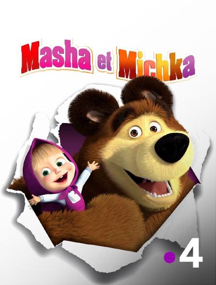 France 4 - Masha et Michka