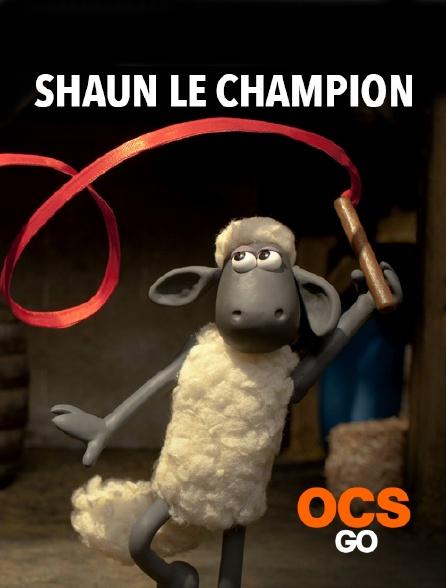 OCS Go - Shaun le champion