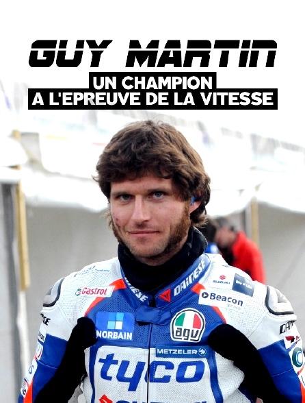 Guy Martin, un champion à l'épreuve de la vitesse