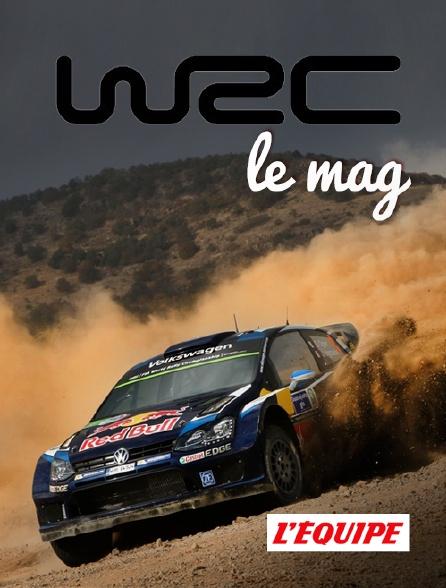 L'Equipe - WRC, le mag