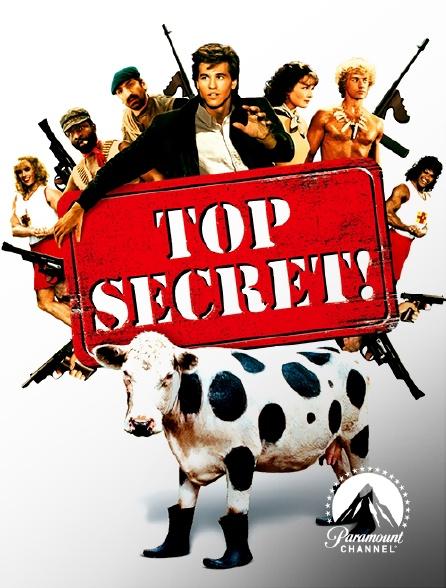 Paramount Channel - Top secret !