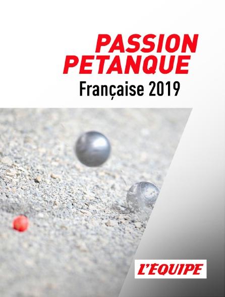 L'Equipe - Passion Pétanque française