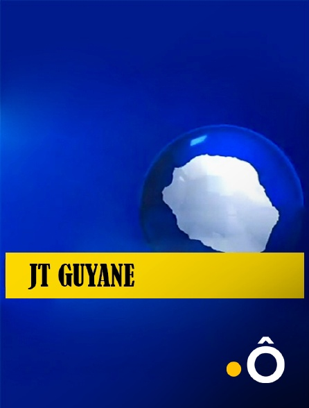 France Ô - Journal Guyane