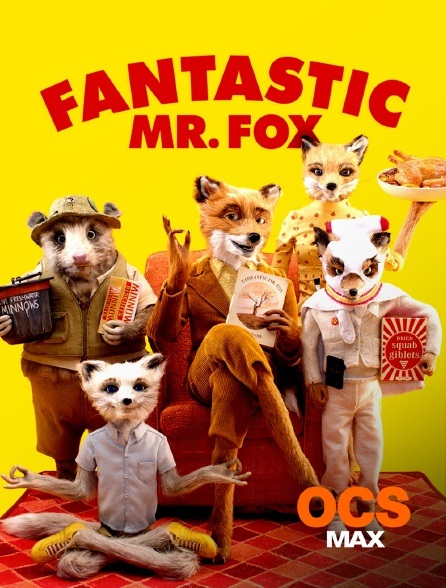 OCS Max - Fantastic Mr. Fox