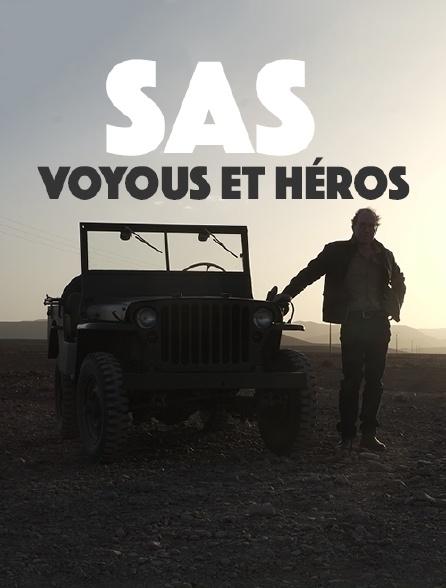 SAS : voyous et héros