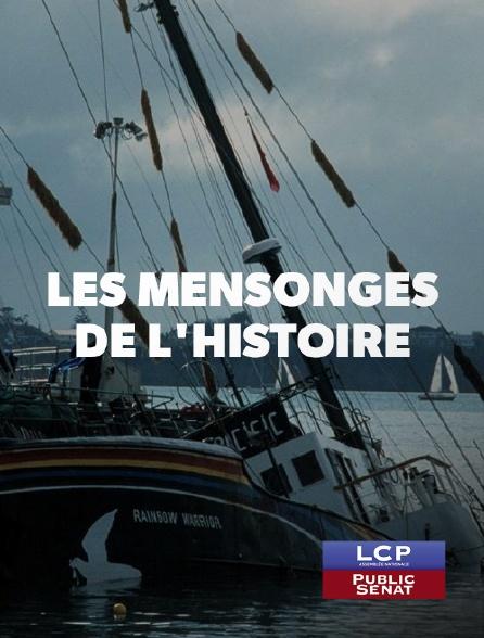 LCP Public Sénat - Les mensonges de l'histoire
