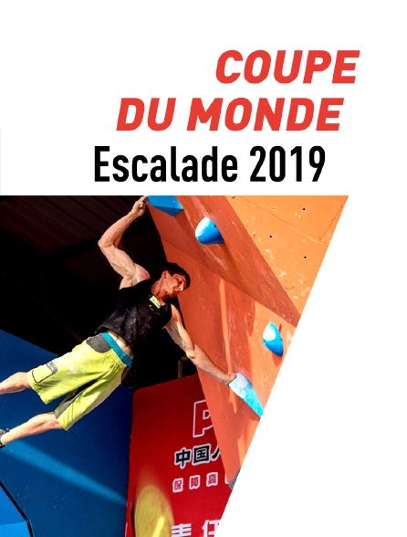 Coupe du monde d'Escalade 2019