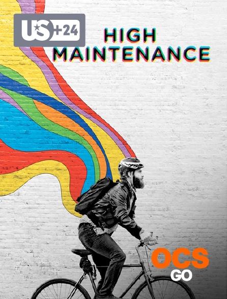 OCS Go - High Maintenance