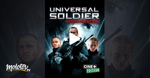 Universal Soldier Regeneration Stream