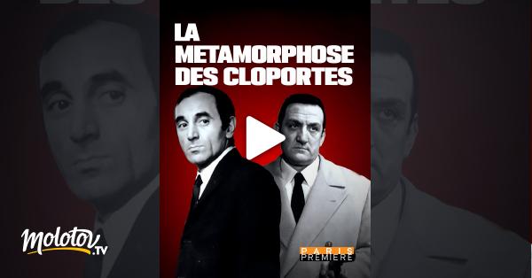 TÉLÉCHARGER LA MÉTAMORPHOSE DES CLOPORTES