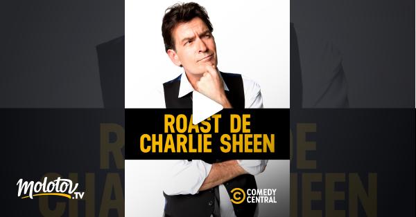 Roast Of Charlie Sheen Stream