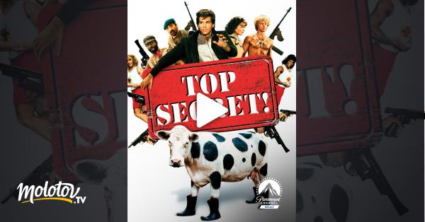 Top Secret Stream