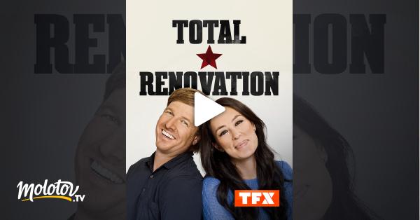 Total Renovation Ma Maison Sur Mesure En Streaming Sur Tfx Molotov Tv