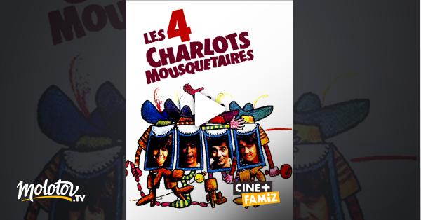 QUATRES CHARLOTS MOUSQUETAIRES TÉLÉCHARGER