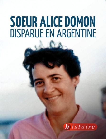 Regardez soeur alice domon disparue en argentine avec molotov for Domon television