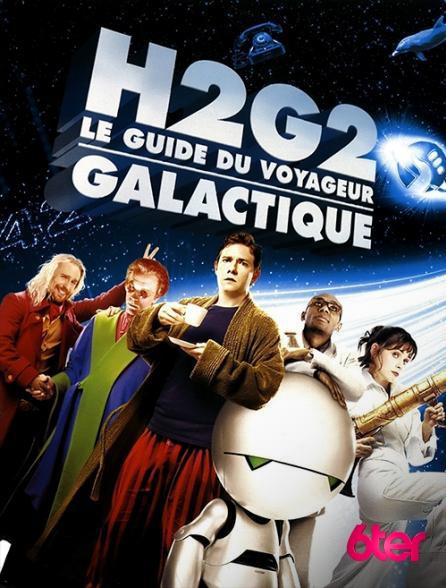 regardez h2g2 le guide du voyageur galactique sur 6ter. Black Bedroom Furniture Sets. Home Design Ideas